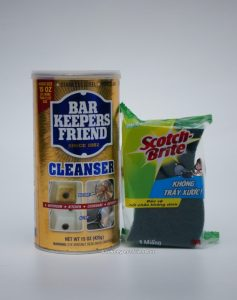 Bột Bar keepers Friend